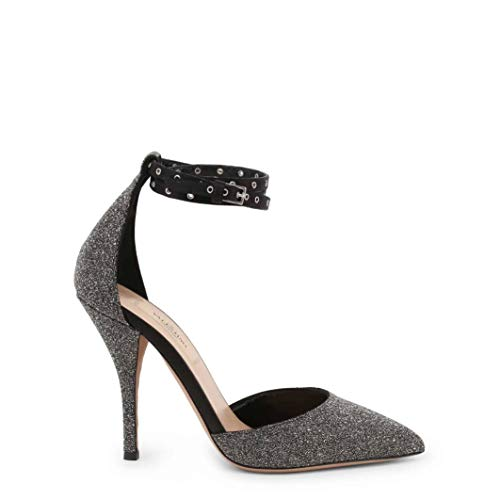 Valentino Tacone LW1S0A23CT4 Mujer Color: Gris Talla: 38.5