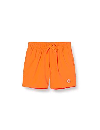 CMP Jungen 30R9284 Kostüm, Neon Orange, 164