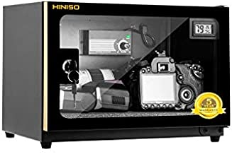 HINISO AB-21C 21L Liters Capacity Digital Display Dry Cabinet with Humidity Controller