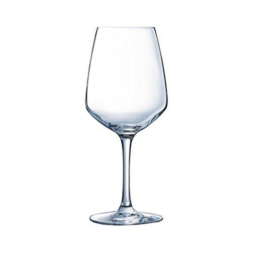 Arcoroc Juliette - Copas de vino (300ml, capacidad de la copa): 300ml Contenido...