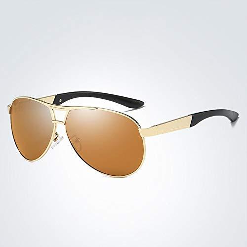 Gafas de Sol Sunglasses Gafas De Sol Polarizadas Clásicas para Hombre, para Hombre/Mujer, Gafas De Sol para Piloto De Conducción, Gafas para Hombre, Gafas De Sol De AltAnti-UV