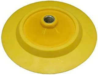Lake Country - Hook & Loop Rotary Flexible Backing Plate - 6 Inch Diameter