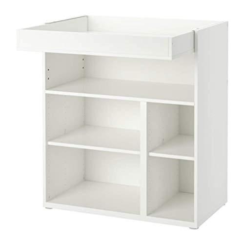 IKEA 902.690.13 Wickeltisch Stuva, Weiß
