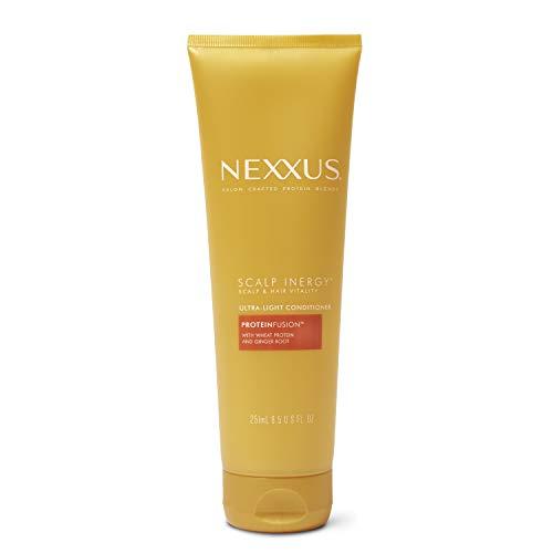 Nexxus Scalp Inergy Ultra-Light Conditioner For Volume, Lightweight Clarifying Conditioner 8.5 oz