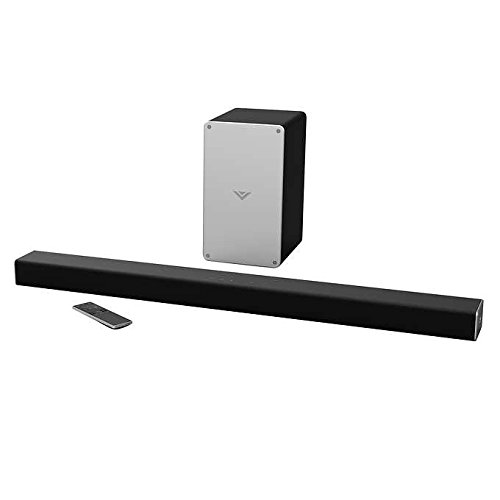 "Vizio SB3621n-E8 36"" 2.1 Channel Soundbar System - Bluetooth Enabled - Wireless Subwoofer"