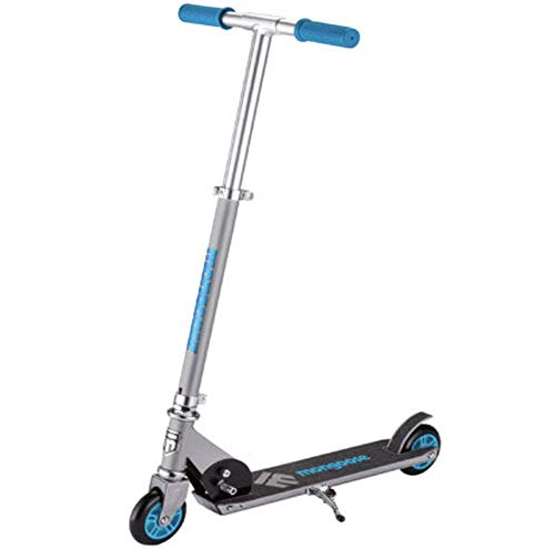 Mongoose Force 2.0 Scooter - Gray/Blue Gray/Blue