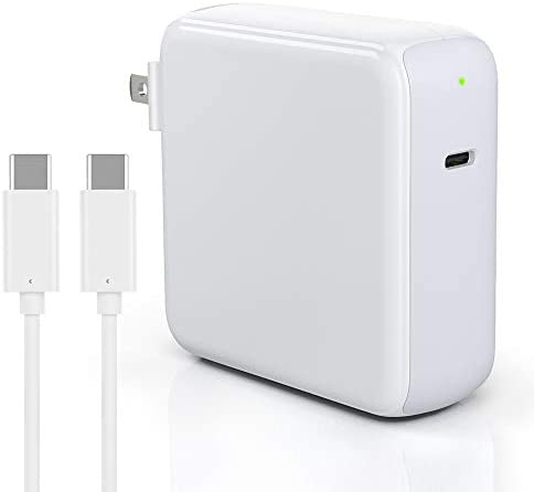 96W USB C Power Adapter Charger for Mac Book Pro 16 15 13 inch 2018 2019 MacBook Air 2020 New product image