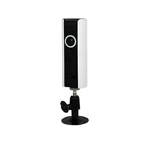 720P HD 1MP IP cámara de seguridad, funciones de visión nocturna, detección de movimiento, dos manera Audio, Video Vigilancia Cámara apoyo Micro SD/TF tarjeta para iOS Android