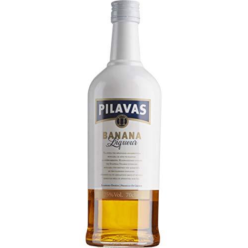 Pilavas Likör Banane 700ml griechischer Bananenlikör Liqueur Aperitif