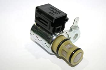 Wellington Parts Corp Transmission Tcc Torque Converter Lock Up Solenoid 4L30 4L30-E OEM NEW 1990-99