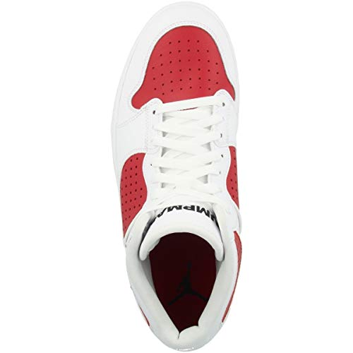 Nike Jordan Access, Zapatillas de Running Hombre, Color Blanco y Negro, 44 EU