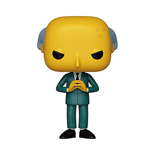 Funko - The Simpsons: Mr. Burns Figurina de Vinilo, Color  (Funko FK33883)