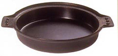 南部鉄器 六つアラレ すき焼き鍋 27cm F107