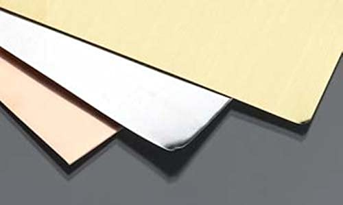 presentando toda la última moda de la calle Foil Combo Sheets .005 3 pcs, pcs, pcs, Carded by K&S Engineering  grandes ahorros