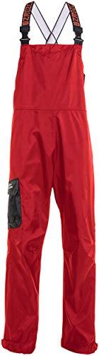 Grundéns Men's Weather Watch Fishing Bib Trouser, Red - Small