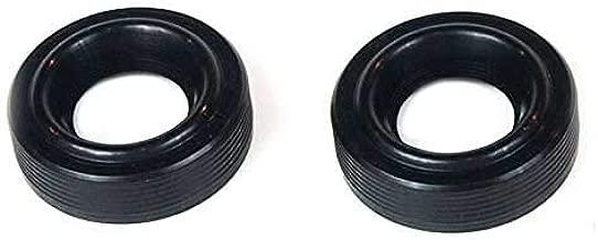 Set VCT Variable Camshaft Timing Solenoid Valve Cover Grommet Seal For Ford