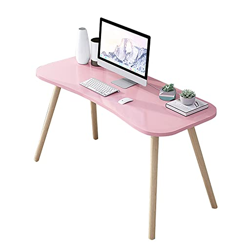 ZWJLIZI Escritorio de computadora, Insk Simple H74CM Inicio, Dormitorio Multifuncional/Tocador de Sala de Estar, Mesa de Comedor de apartamento pequeño (Color : C, Size : 120X60X74CM)