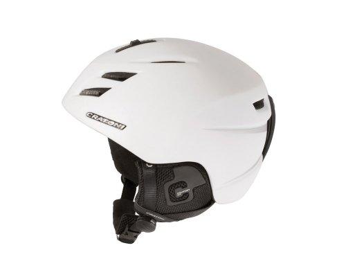 Skihelm, Snowboardhelm Cratoni Reflex arrow white matt