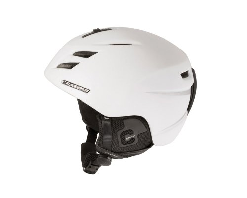 Skihelm, Snowboardhelm Cratoni Reflex arrow white matt