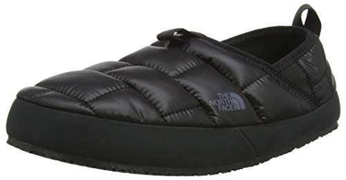 The North Face Unisex Kids' Thermal II Tent Mules, Black (Tnf Black/Tnf Black Kx7), 36 EU