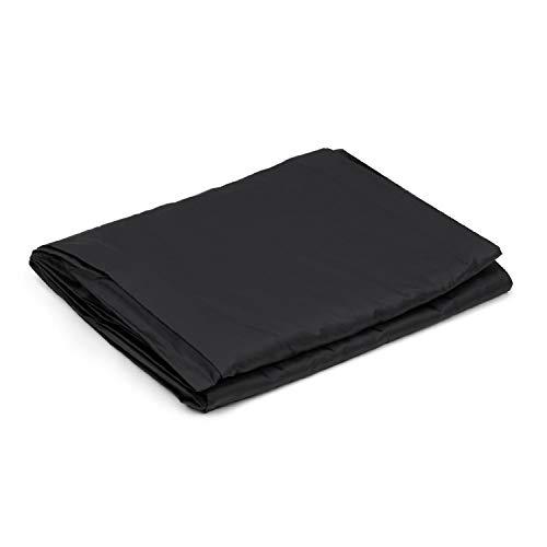 blumfeldt Bermuda Housse de Protection - Matière : 100% Polyester, Déperlant, Lavable à Froid, Accessoires, Noir