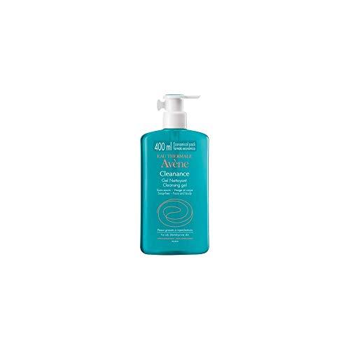 Avene Cleanance Gel Nettoyant/Cleanance Gel-Reiniger, ohne Seife, 400 ml
