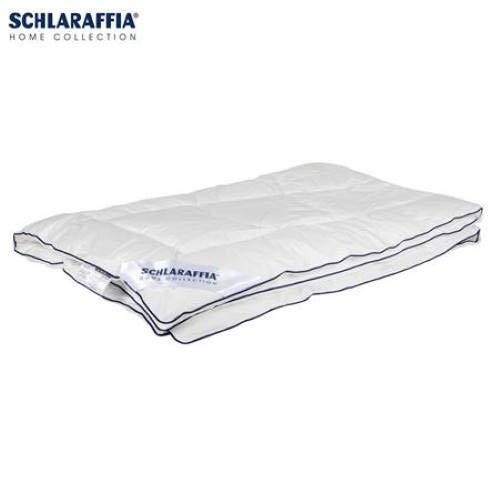 Schlaraffia Steppbett Premium 135x200cm für Hausstauballergiker geeignet