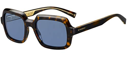 Givenchy Gafas de Sol GV 7153/S Dark Havana/Blue 53/21/145 mujer