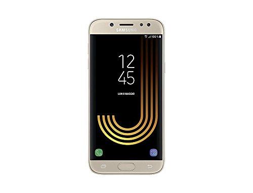 Samsung SM-J530FZDDITV 13,20 cm (5,2 Zoll) J530 Galaxy J5, Smartphone, 16GB Gold