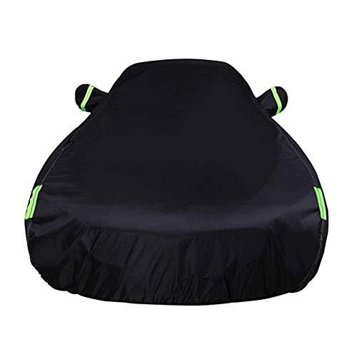 Cubierta del Coche Compatible con Audi RS Q3/RS Q5 Funda para Coche Exterior del Coche Car Carpa Lon
