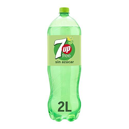 7 UP Free Refresco de Lima Limón Sin Calorías, 2L