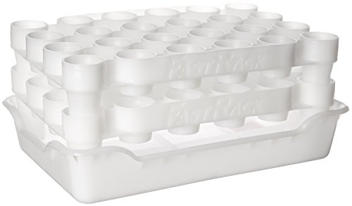 FastRack Bottle Drying Rack & Tray Kit