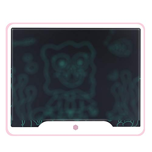 LCD Tablet 15 Inch LCD Writing Tablet Electronic Drawing Board Smart Painted Board Children's LCD Light Power Board Graphic Tablets
