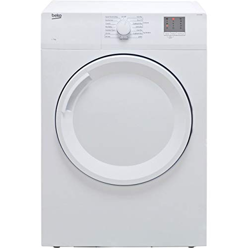 Beko DTGV7000W 7Kg Vented Tumble Dryer - White