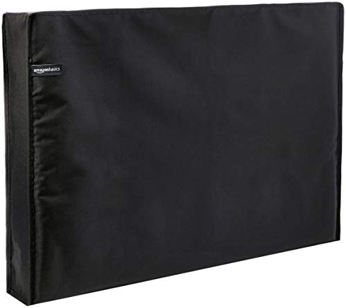 AmazonBasics Outdoor Waterproof and Weatherproof TV Cover - 46 to 48 inches