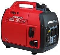 Tragbarer, kompakter Generator 2 kW Honda EU 20i G P3.