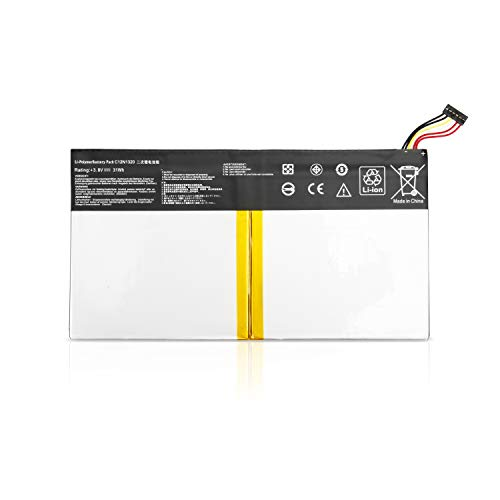 """K KYUER 31Wh 3.8V C12N1320 Laptop Batteria per ASUS Transformer Book T100 T100T T100TA T100TA-C1 GR T100TAL T100TAF T100TAM Series 10.1"""" Tablet PC 2in1 Notebook Convertible 0B200-00720300"""