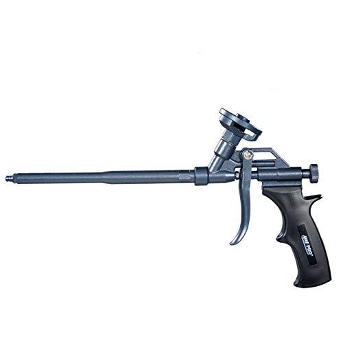 AWF PRO Foam Gun - AWF 1400, PTFE Non Stick Coated Spray Foam Gun. Ideal For Contractors & DIY. High Precision with Greater Yield Foam Spray Insulation Gun