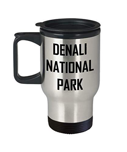Denali National Park Travel Mug Camping Adventure Geek Gift Coffee Cup