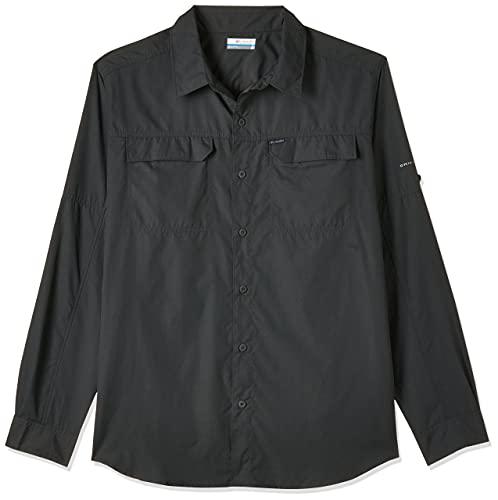 Columbia Men's Silver Ridge 2.0 Long Sleeve Shirt , Grill, 2XT