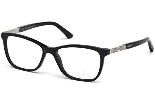 Swarovski SK5117 C54 001 (shiny black / ) Brillengestelle