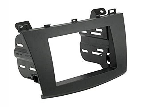 SCOSCHE MA1543B Double DIN Stereo Pocket Dash Kit for 2010-13 Mazda