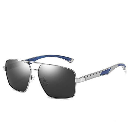 Gafas de sol polarizadas para bicicleta anti-UV400 de protección para hombres y mujeres, deportes para correr, conducir, pesca, golf, béisbol, C4