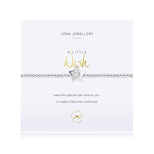Joma Jewellery a Little Wish Bracelet