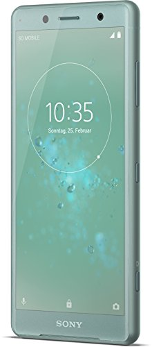 Sony Xperia XZ2 Compact Smartphone (12,7 cm (5,0 Zoll) IPS Full HD+ Display, 64 GB interner Speicher und 4 GB RAM, Dual-SIM, IP68, Android 8.0) moss green - Deutsche Version