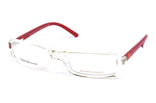 Seventh Street S 117 Farbe G9M/15 CRYSTAL kaliber 49 Neu BRILLE