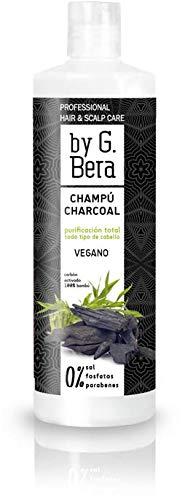 Champú Charcoal Vegano by G Bera