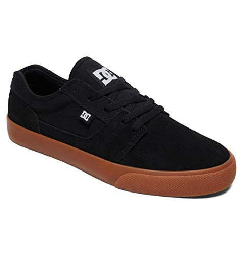 DC Shoes TONIK - Lederschuhe - Männer - EU 43 - Schwarz