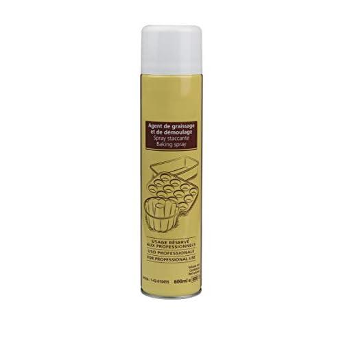 Aperisnack® - Staccante Spray Alimentare 600ml Uso Professionale per oleare, imburrare stampi e teglie 600ml