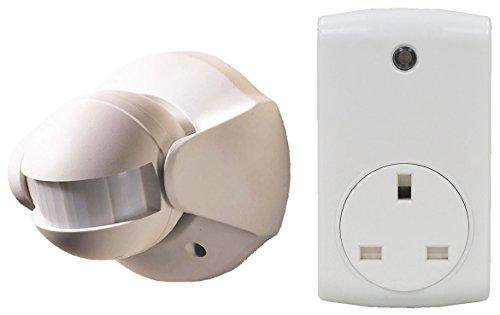Funk-Haussteuerungs-PIR-Schalter TRSKIT16 Kit